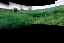 Tongues (Panoramas) / Panoramas of the waypoints (lakes and rivers in Quebec for the most part) for the Tongue Rug project: a virtual sladdakavring. ++ Panoramas des points de repère (lacs et rivières pour la majorité au Québec) pour le projet Tapis à langues : un sladdakavring virtuel.