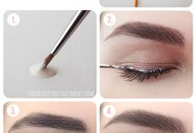 Beauty Tips & Ideas / Inspiration for jazzing up the old make-up routine...