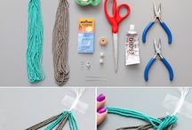 Necklace  diy