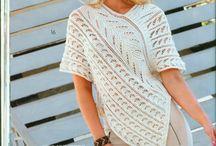 ideas de tejidos :)
