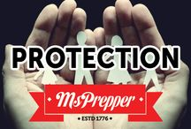 Protection / Protecting your home and family in survival situations