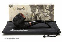 Brebbia Pipes / by TobaccoPipes.com