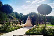 Outdoor wedding ceremony uk / Outdoor ceremonies