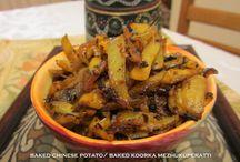 Vegetarian Sides / Vegetarian side-dishes to savor