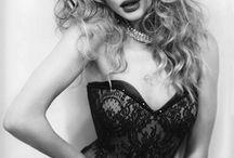 Rosie Huntington - Fashion Photos