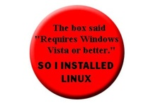 Linux / by James Woodburn