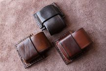 MKLeathers: Custom leather craft / Leather knife sheaths, knife pouches, leather cases for Zippo lighters, wallets, belts, watch straps, wrist straps for pocket watches...plus whatever customer needs. Http://www.mkleathers.pl