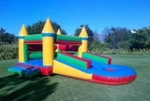 KIDDIES PARTY EQUIPMENT