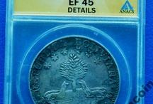 American USA , Latin coins Америка и латиннская монеты