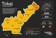 Winefoposter / Wine region maps & infoposters