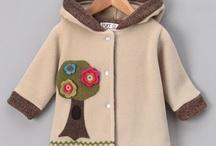 moda dziecięca szycie