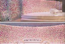 pink pastel decoration