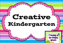 Creative Kindergarten / Creative kindergarten teaching ideas! Pinners please pin only one paid product for every 4 ideas/freebies or you will be deleted! To be added as a pinner please email teachingintheprimarygrades (at) gmail.com / by Teaching in the Primary Grades