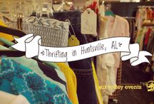 Discovering Huntsville / by Katie Patch