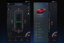 Car UI Dashboard