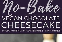 Vegan Cakes and Desserts / Sharing a collection of beautiful vegan cakes, desserts, and recipes!