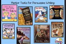 Persuasive Writing / by Breezy Desmond