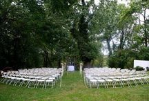 Outdoor Wedding Ceremonies at Overhills Mansion / A showcase of our outdoor areas around the mansion.