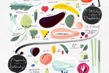 Food Illustration / Great food illustration
