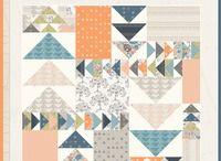 Sizzling Summer Stash / Hot summer fabrics that I have my eye on!