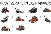 Zero Turn Lawn Mower