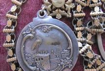 Artisan Necklaces / by Picklevalentine