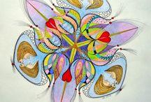 Mandalas by Kasea / Authentic artistic Mandalas