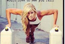 Gym motivation / Make you lovers proud make your haters jealous