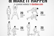 Morning Exercises for me