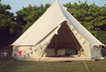 Tents / by Hannah Sanchez