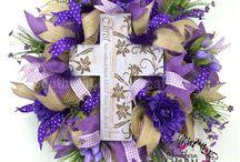 Wreaths / by Gretchen Smith