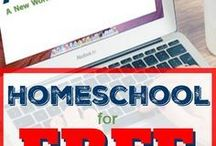 Online Resources for Homeschooling / Netflix, Amazon Prime and more. A list of great resources found online to add to your homeschooling curriculum.