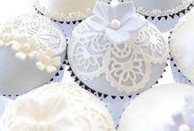 Cupcake zdobení