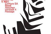 Layout & Graphic Design / I like Swiss design.