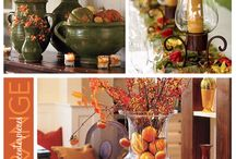 Fall Ideas / by Marcy Bishir