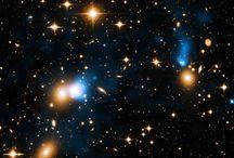 Hubble - objevy ve vesmíru