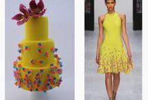 Наряд и торт