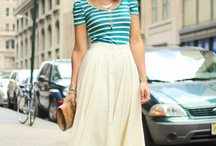 Seeing Stripes and Sailors.