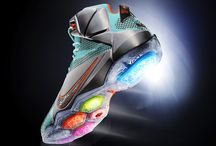 Nike basketball shoes / Shoes