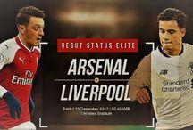 Prediksi Jitu Arsenal vs Liverpool Liga Inggris