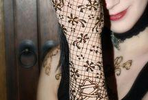 Henna disings