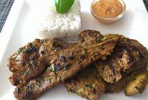 Marokkaanse eten