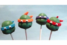 cake pops / by Tiffany Wood