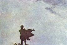 Edmund Dulac - Edgar Allan Poe
