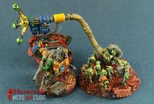 Conversiones Orks