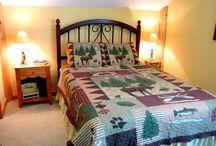 BBL - Lodge Guest Room 3 / Guest room 3 at Big Bear Lodge