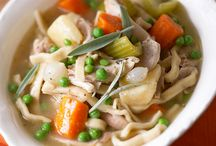* Soups, Stews and Chowders / by Patricia McGuire