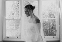 Clean simple bride -