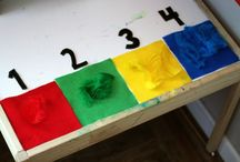 Counting/Numbers Activities