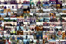 Henry Leong at 108 Landmarks / Henry Leong at 108 of the world iconic landmarks